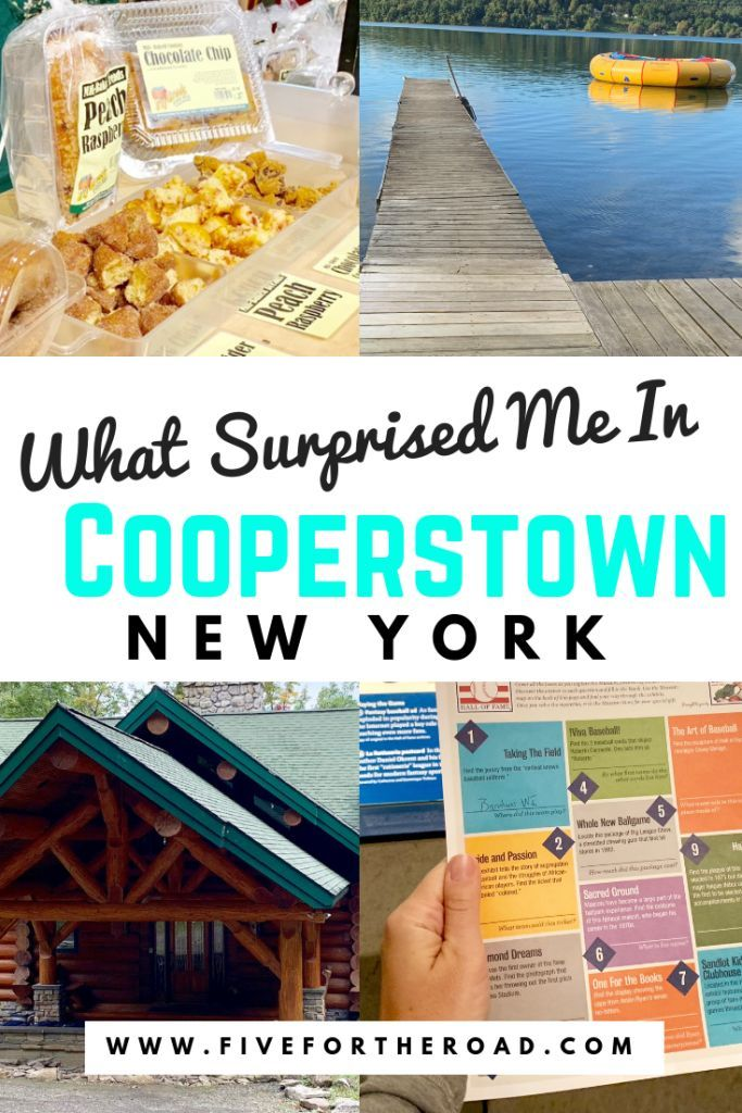 Issues to do in Cooperstown, New York with Children: The Good Household Weekend Getaway