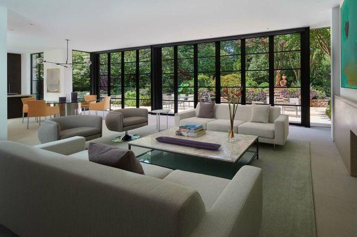 1001 Ideas Sobre Como Decorar Un Salon Comedor Casa Contemporanea Decorar Salon Decoracion Salones Modernos