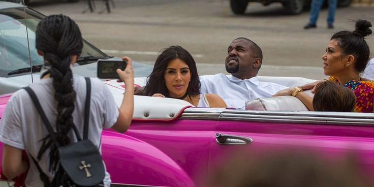 Las hermanas Kardashian pasearon por Cuba - http://www.absolut-cuba.com/las-hermanas-kardashian-pasearon-por-cuba/