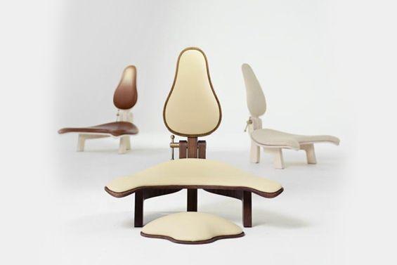 Basho meditation chair