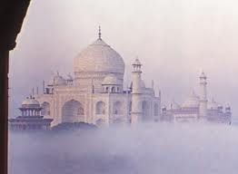 Taj Mahal has become one of the 3 world heritage sites.