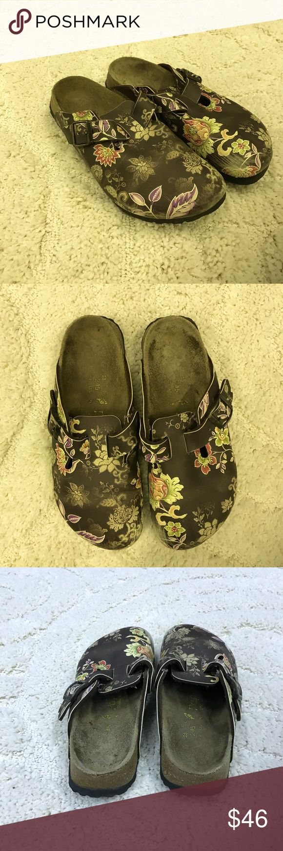 Birkenstock Women's 7 Mules & Clogs Size L7 M5,   Top 10% Seller, 💯 authentic, 🚀 ships next day! No trades, but will consider all offers. Birkenstock Shoes Mules & Clogs