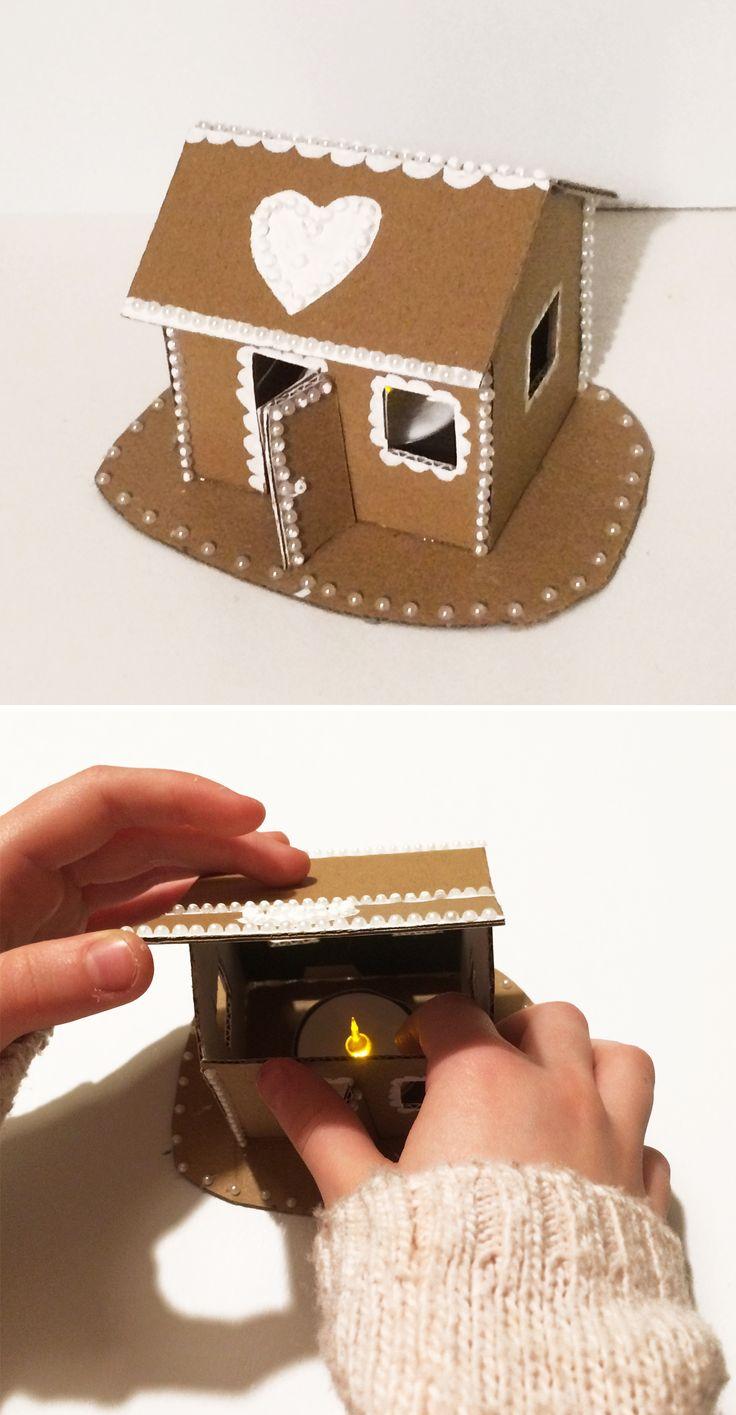 piparkakkutalo | lasten | lapset | askartelu | joulu | joulukortit | kortit | kortti | käsityöt | kädentaidot | koti | DIY ideas | kids | children | crafts | christmas | home | gingerbread | gingerbreadhouse | Pikku Kakkonen