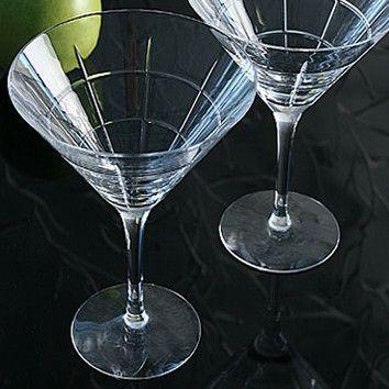 Orrefors! Street Martini...