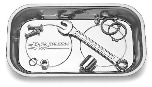 Performance Tool W1265 Large Magnetic Nut and Bolt Tray - http://www.caraccessoriesonlinemarket.com/performance-tool-w1265-large-magnetic-nut-and-bolt-tray/  #Bolt, #Large, #Magnetic, #Performance, #Tool, #Tray, #W1265 #Hand-Tools, #Tools-Equipment