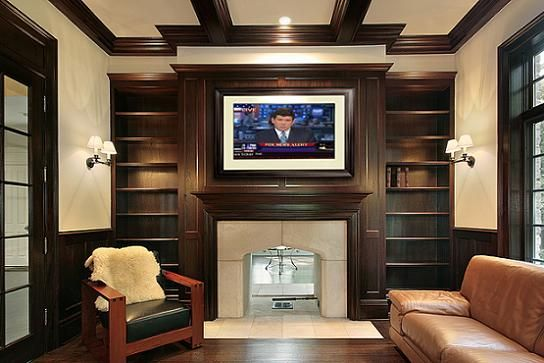 Tv Wall Mount Over Fireplace | New special in wall mount for TV frame