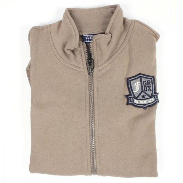 Taupe 10 Years Geox Boys Sweater K1375N T1404 F5083