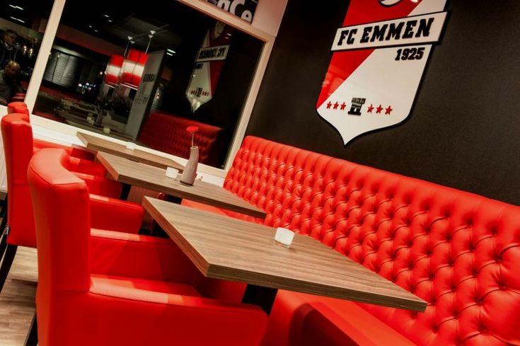 Interieur FC Emmen
