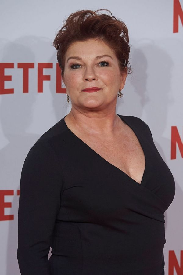 'Orange Is The New Black' Kate Mulgrew Tells Fans To 'Buckle Their Seatbelts'…