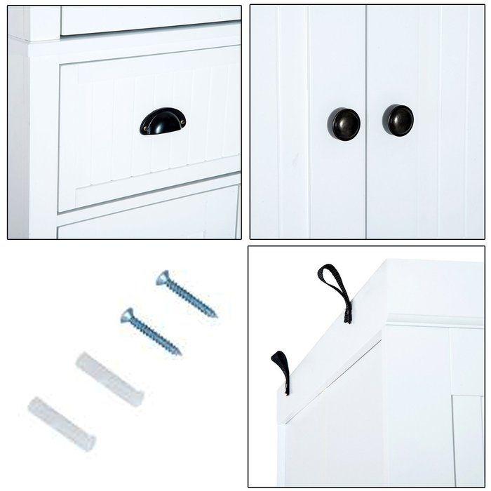 Stahl 72 Kitchen Pantry Reviews Joss Main Pantry Cabinet Adjustable Shelving Pantry
