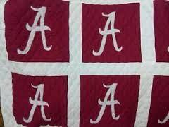 1000 Ideas About Alabama Quilt On Pinterest Football
