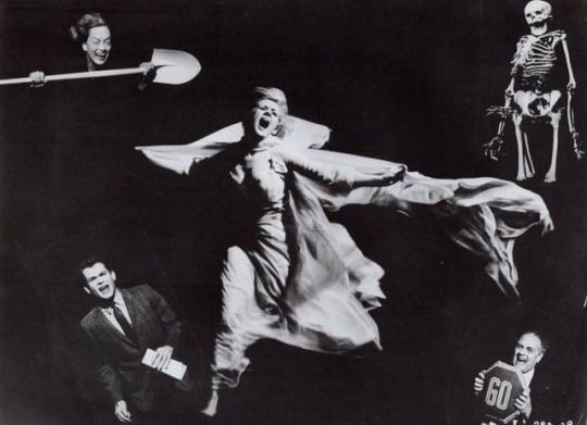 Two on a Guillotine (William Conrad, 1965), with Connie Stevens, Dean Jones & Cesar Romero.