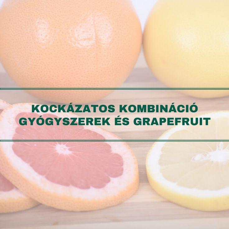 Akár a gyümölcsről magáról, akár a levéről van szó sokan szeretik a grépfrút kesernyés édességét. Ez a citrusféle azonban bizonyos gyógyszer hatóanyagokkal kombinálva komoly egészségügyi kockázatot jelenthet, mert módosíthatja egyes hatóanyagok hatását. Nem árt tehát tisztában lennünk, mire ügyeljünk, ha gyógyszert szedünk.