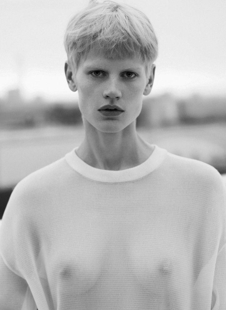 Saskia de Brauw (ideia de modelo)
