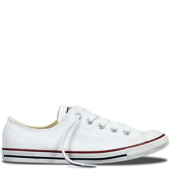 Chuck Taylor All Star Dainty Low White | Free Shipping * | Buy authentic sneakers direct from Converse