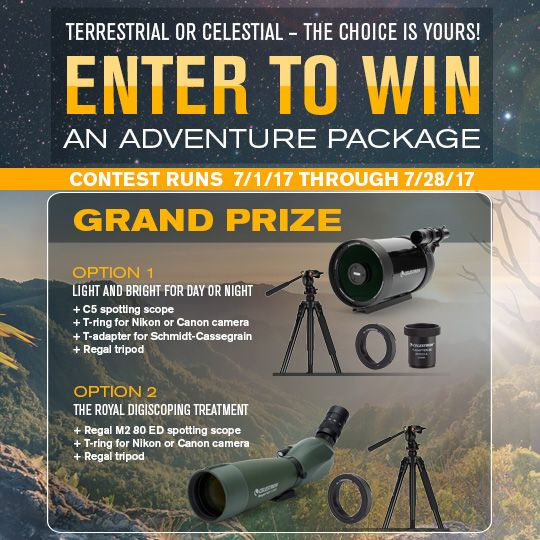 Help me win this awesome competition from @Celestron #AdventureGiveaway #Celestronrocks https://wn.nr/AqQxLD