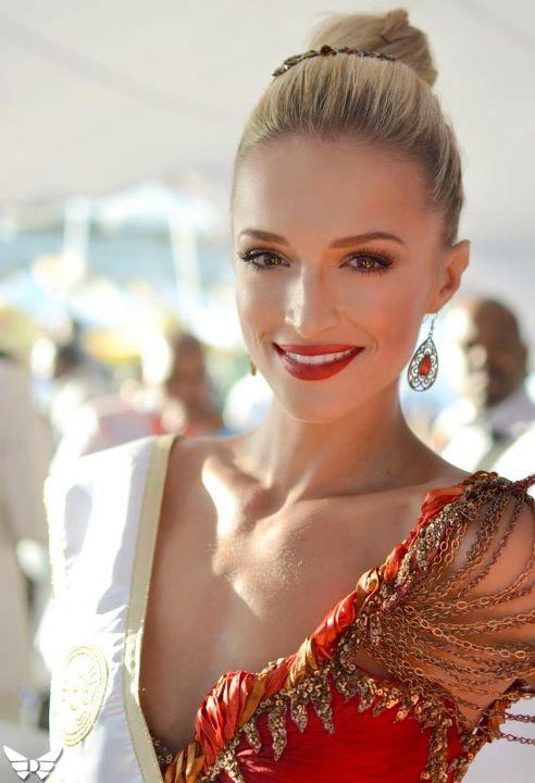Melinda Bam Miss SA 2011