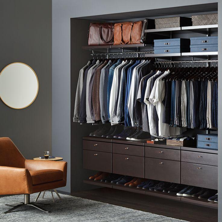 Elfa Closet for Best Organizer Ideas: Elfa Closet | Elfa Closet Systems | Elfa Closet Installation
