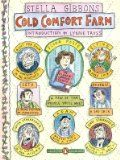 Cold Comfort Farm by Stella Gibbons Penguin Classics Deluxe Edition Cover illustration by Roz Chast Penguin Classics Deluxe Edition