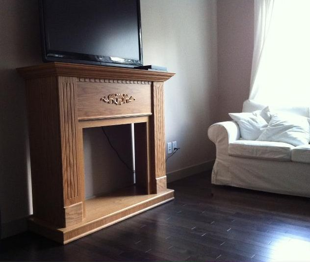 Before Amp After Painted Fireplace Diy Diy Fireplace