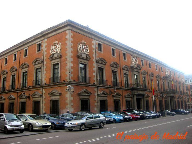 El desaparecido Convento del Sacramento-Palacio de Uceda http://elpaisajedemadrid.blogspot.com.es/2014/03/el-desaparecido-convento-del-sacramento.html