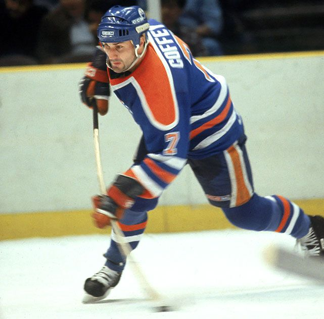 Paul Coffey, Edmonton Oilers