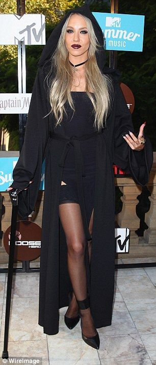 Lady Grim Reaper Costume ... #Inspiration