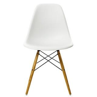 Som skrivbordsstol, Eames chair, 3420 kr