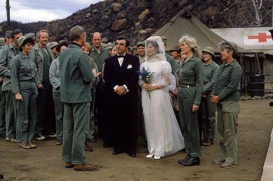 Klinger's wedding
