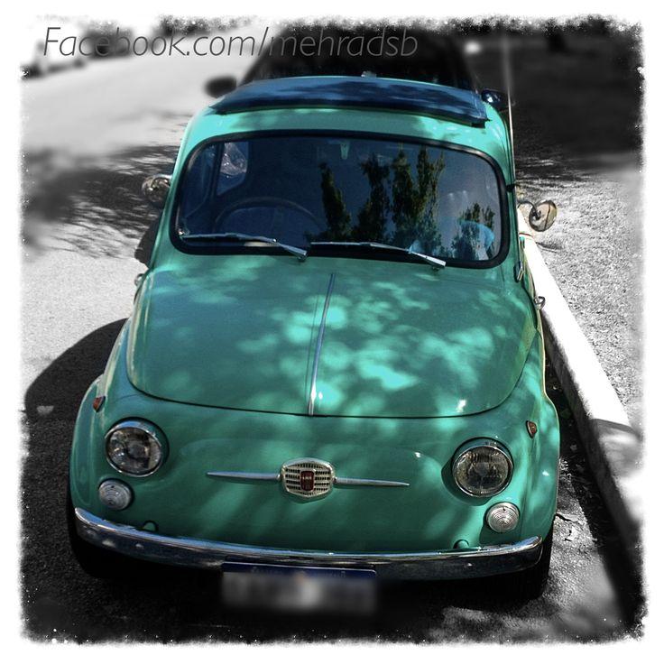 The cutest car I've ever seen !
