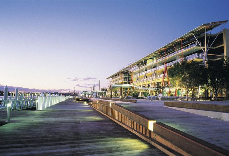 King Street Wharf, Darling Harbour