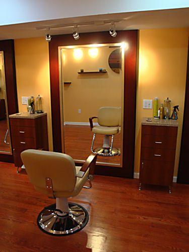 beauty salon decor ideas