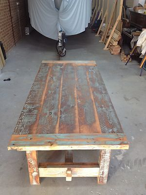+ best ideas about Timber table on Pinterest  Rustic wood