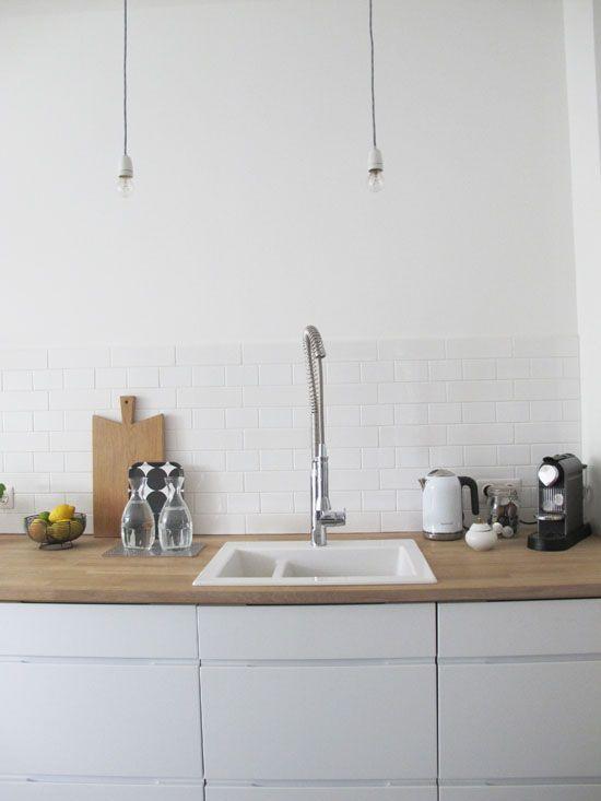 die besten 17 ideen zu k che neue fronten auf pinterest landhausk che k chenregal holz und. Black Bedroom Furniture Sets. Home Design Ideas