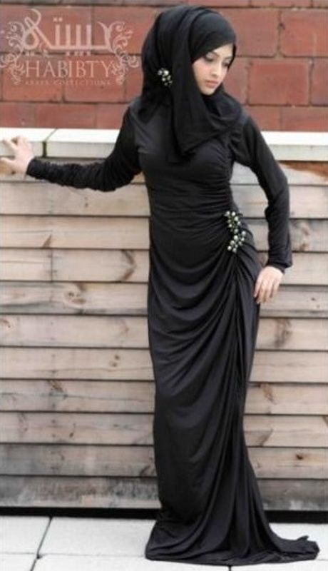 Maxi, Caftan, Belted Bahraini Abaya Styles for Girls