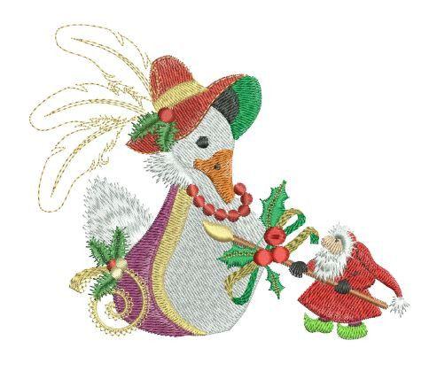 Goosie Gander Christmas