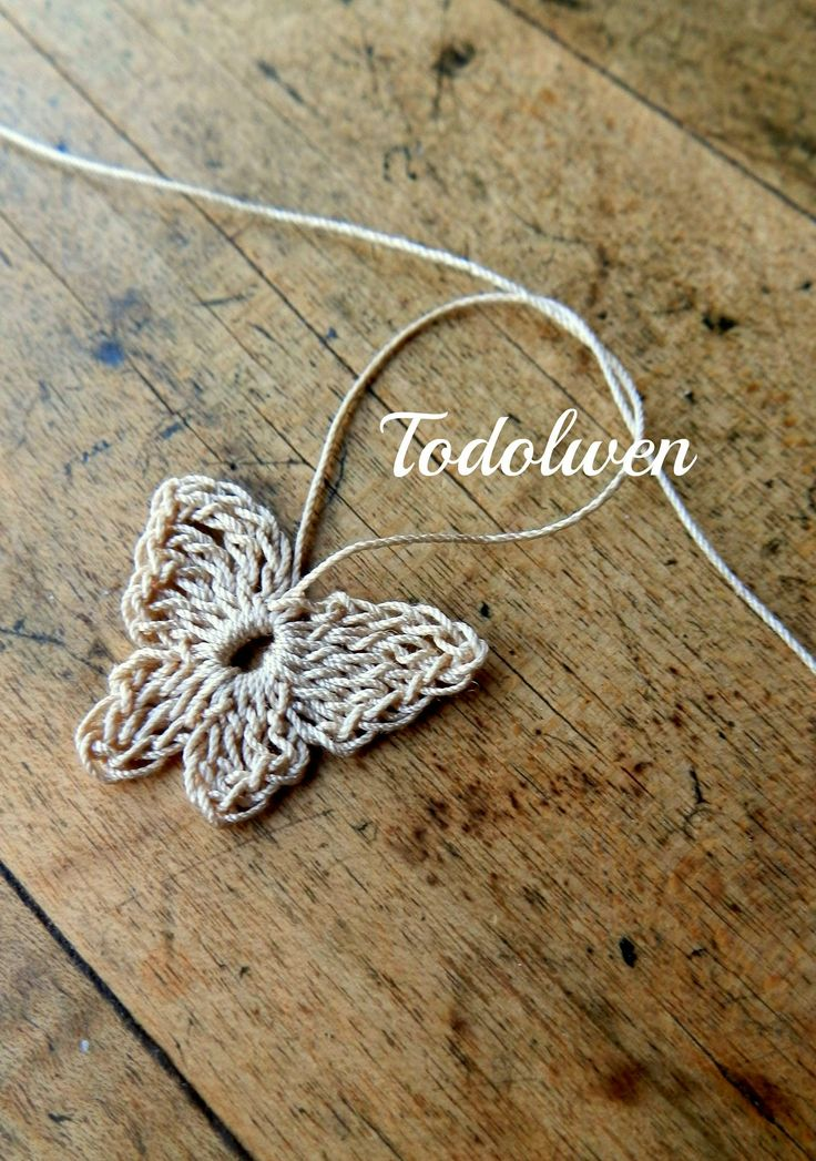 Todolwen: My Little 'Flutter~By' ~ A Tutorial