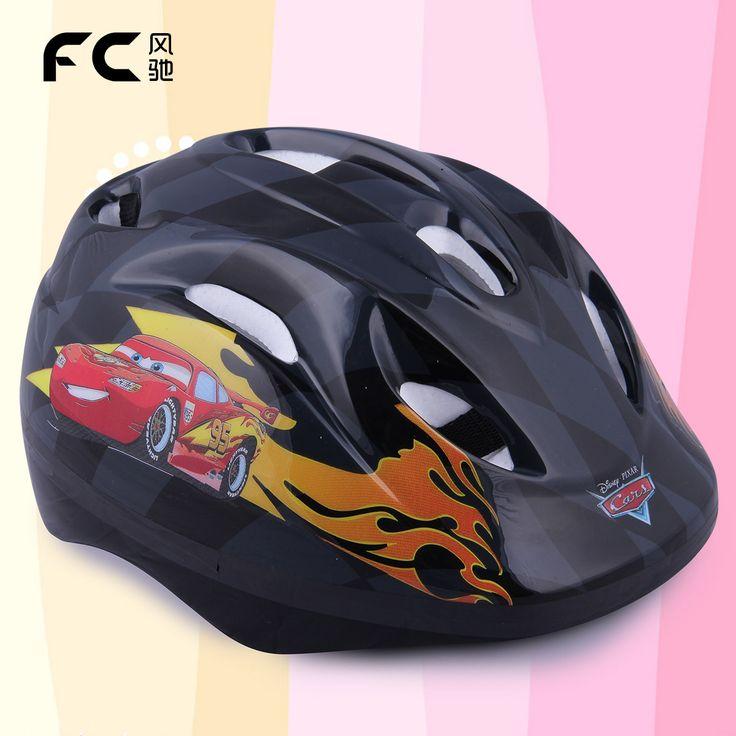 Фк ребенок шлем шкив скейтборд каска шлем катание на роликовых коньках защитное снаряжение автомобиля
