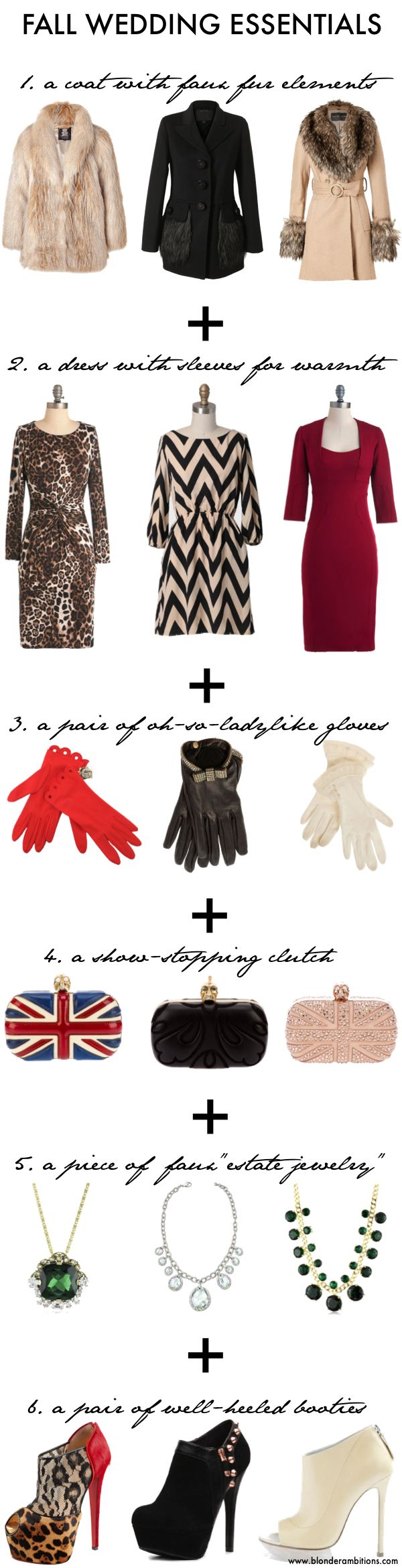 What to Wear to a Fall Wedding. Fashion. Style. Classic. Elegant. How To. #blonderambitions