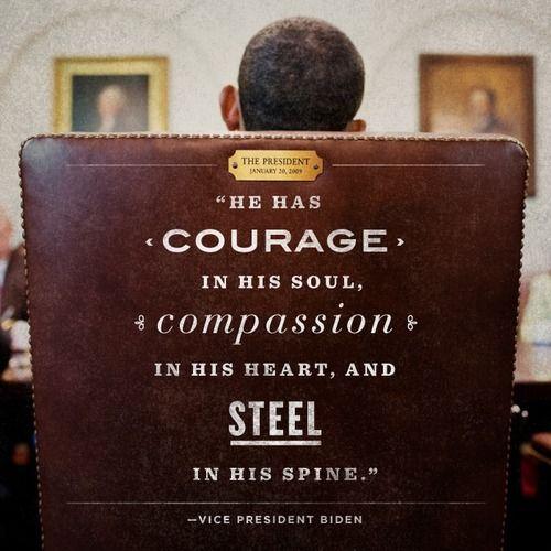 Love my president! :)