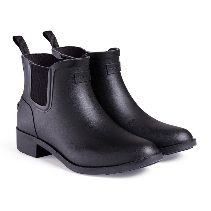 Women's Short Wellies | Belsize Hayden Short Boots | Hunter Boot