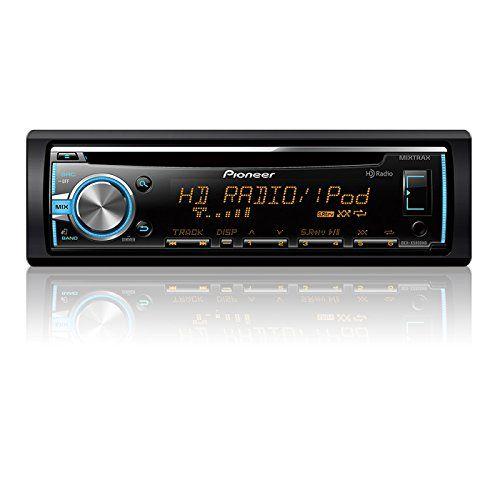 Pioneer 4 DEHX5800HD PIONEER CD RECVR/USB/HD/COLOR/PANDORA. smartphone. features. expandability.