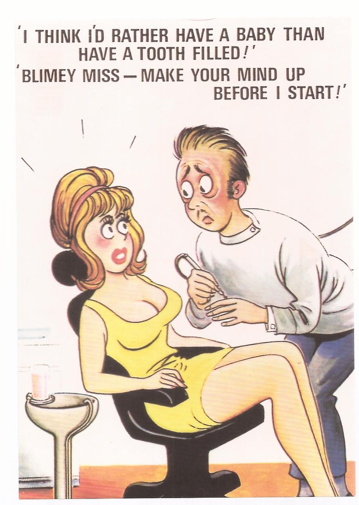 1950s adult humor jokes