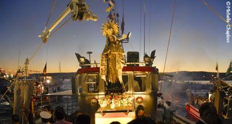 Virgen del Carmen #Cádiz Patrona del Mar