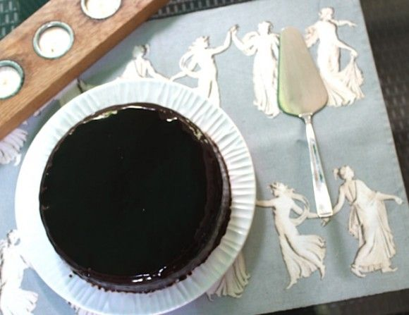 Blog Cocina Prêt-à-Porter: Tarta Theo de Le Cordon Bleu / Le Cordon Bleu Theo Cake