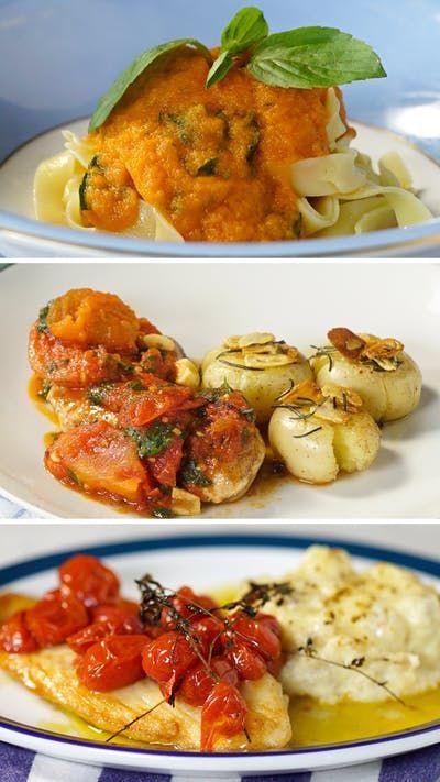 Nada mais gostoso do que molho de tomate feito em casa, que tal então aprender 3 versões incríveis?