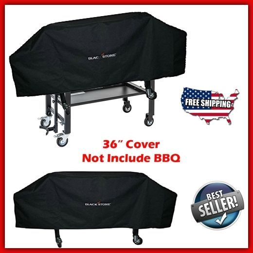BBQ Gas Grill Covers Patio Bistro Outdoor Cover Weather Resistant Grillware 36""