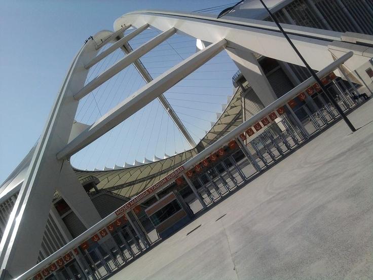 Arch @ Moses Mabhida Stadium