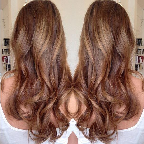 Hair Design Helsinki – balayage