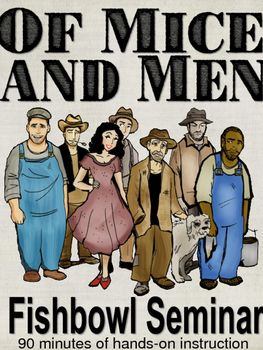 of mice and men a comprehensive Free shipping on qualifying offers published in 1937, of mice and men tells  the story of george milton and lennie small, two displaced migrant ranch  workers.